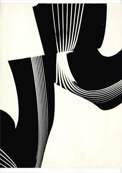 Franco Grignani, 'Linearismo tensivo', 1957
