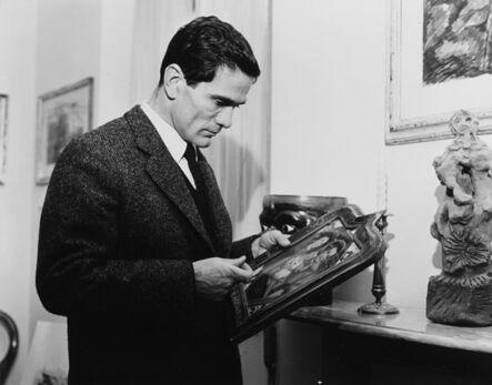 Agenzia Dufoto, 'Pier Paolo Pasolini', anni 1960