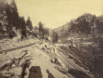 Carleton E. Watkins, 'View on Lake Tahoe', 1877