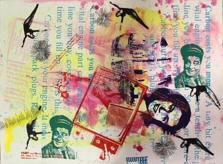 Kenny Scharf, 'Miamor [Ed. 5/50]', 2015