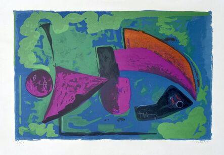 Marino Marini, 'Guerriero, 1968', 1968