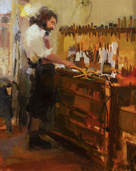 Stacy Kamin, 'In the Shop', ca. 2020