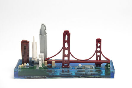 Mariana Pabst Martins, 'Flooded San Francisco', 2020