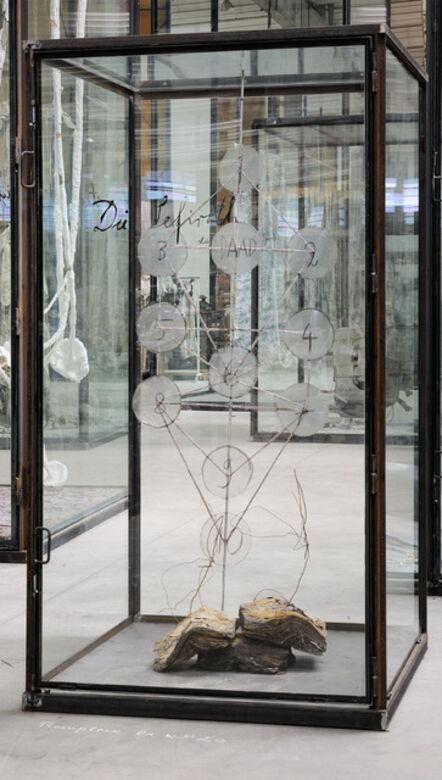 Anselm Kiefer, 'die Sefiroth', 2010