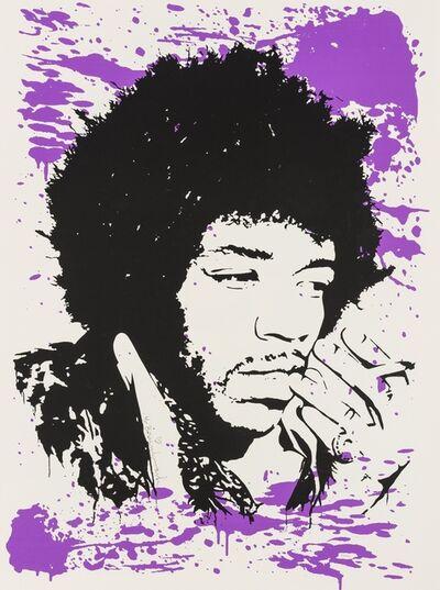 Mr. Brainwash, 'Jimi Hendrix', 2009