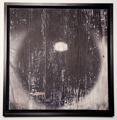 JR, 'Oeil Trame #18', 2012