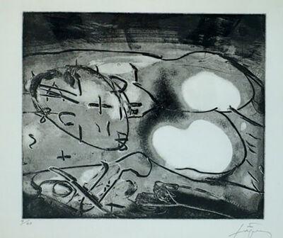 Antoni Tàpies, 'Minor VI', 1988