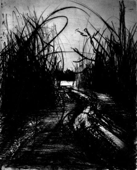 Cédric le Corf, 'La mare au diable', 2017
