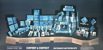David Hockney, 'Walking Past Le Rossignol', 1985