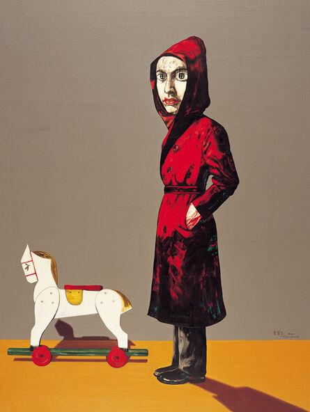 Zeng Fanzhi 曾梵志, 'Portrait', 2004