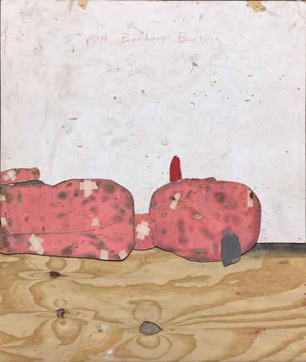 Kirk Hayes, '60th Birthday Painting', 2017