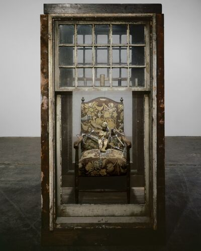 Louise Bourgeois, 'Lady in waiting', 2003