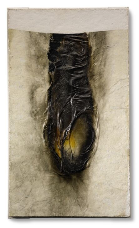 Alberto Burri, 'Combustione', 1968