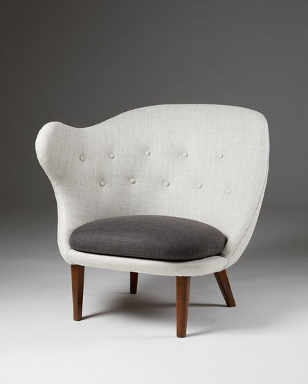 """Arne Norell, 'Armchair """"The Thumb""""', 1952"""