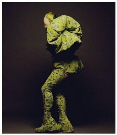 Fergus Greer, 'Leigh Bowery: Session 3, Look 11', 1990