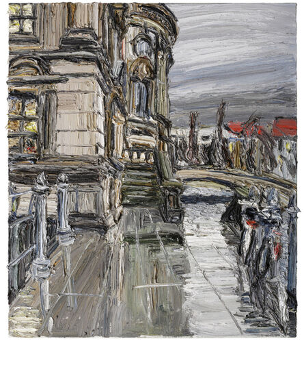 Christopher Lehmpfuhl, 'Spiegelnder Dom', 2015