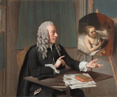 Jean-Étienne Liotard, 'François Tronchin', 1757