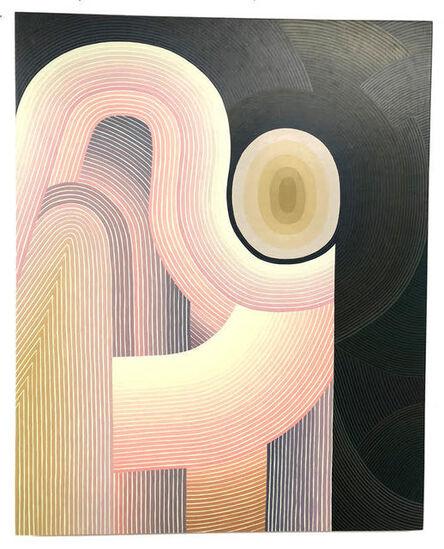 Jenny Kemp, 'Curve Ball', 2018