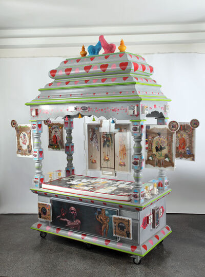 Anurendra Jegadeva, 'MA-NA-VA-REH -LOVE, LOSS and PRE-NUPTIALS in the AGE OF THE BIG DEBATE', 2013