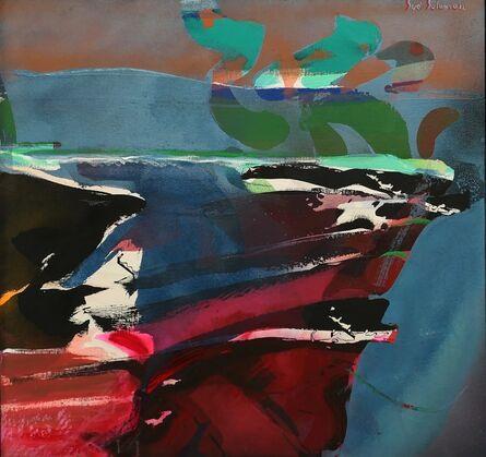 Syd Solomon, 'Tidaltoss', 1977