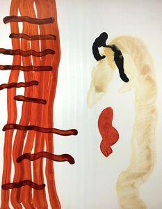 Peter Wayne Lewis, 'Strings161 ', 2003