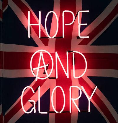Illuminati Neon, 'Hope and Glory 1', 2020