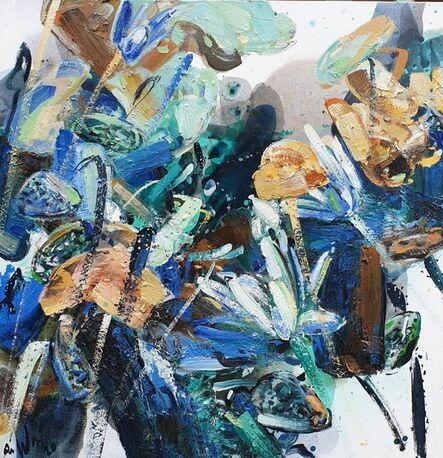 Soon Lai Wai, 'Blue Pond ', 2020