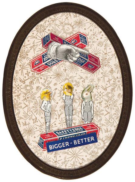 Margaret Rizzio, 'Bigger-Better'