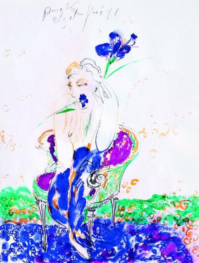 SRĐAN VUKČEVIĆ, 'Big Iris', 2006