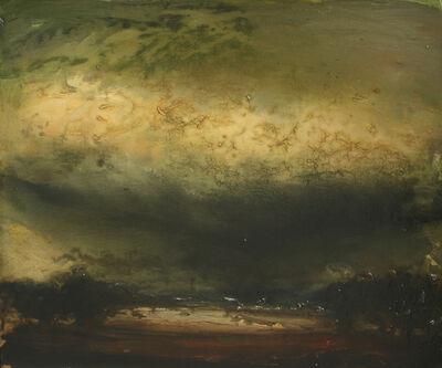 David Bierk, 'Cazadero Summer Storm', 1989