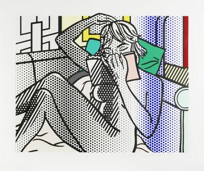 Roy Lichtenstein, 'Nudes Series: Nude Reading', 1994