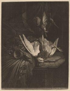 Pieter Anthony Wakkerdak after William Gowe Ferguson, 'Still Life with Game Birds'