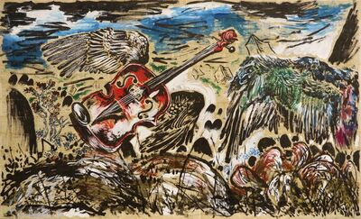 Sun Xun 孫遜, 'Palimpsetes II', 2014