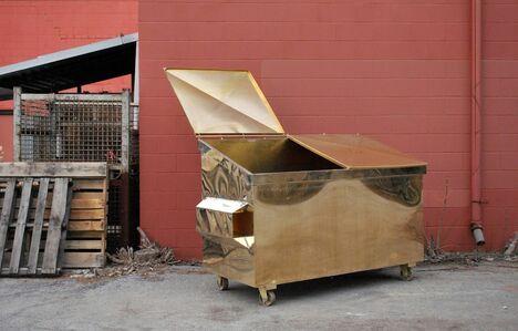 Zeke Moores, 'Dumpster', 2010