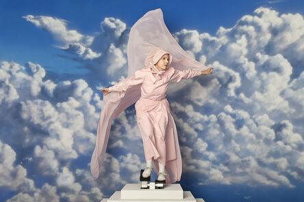 "Angela Ellsworth, 'Untitled 3 (Still from performance ""Stand Back"")', 2011"