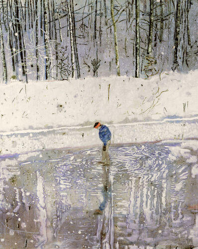 Peter Doig, 'Blotter', 1993