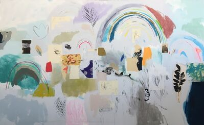 Emily Filler, 'Untitled (five rainbows)', 2021
