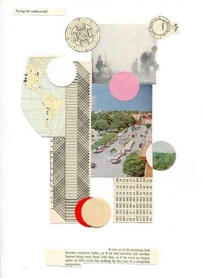 Pablo Helguera, 'Panamerican Suite: Facing the unknowable 4', 2007