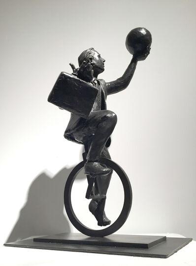 Jim Rennert, 'Balancing Act, study', 2016