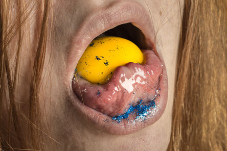 Joanne Leah, 'Reproduction of the Mouth', 2017