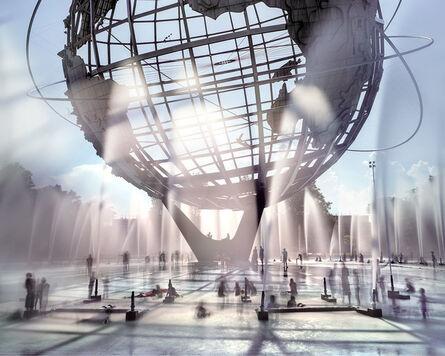 Matthew Pillsbury, 'Unisphere, Queens NY', 2012
