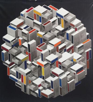 René Francisco, 'Lygiacopolis 1', 2017