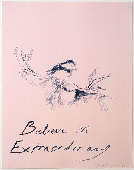 Tracey Emin, 'Believe in Extraordinary', 2015