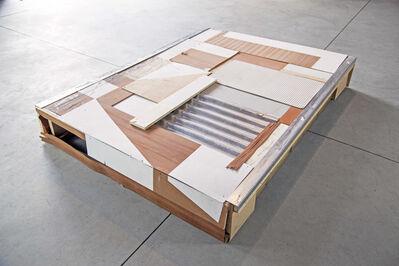 Clemens Behr, 'Curb Piece', 2014