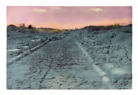 Elizabeth Lennard, 'Roman Road', 2015