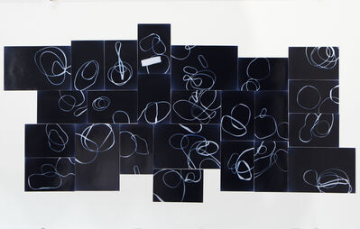 Rita Maas, 'RUBB-O-GRAM 7', 2012