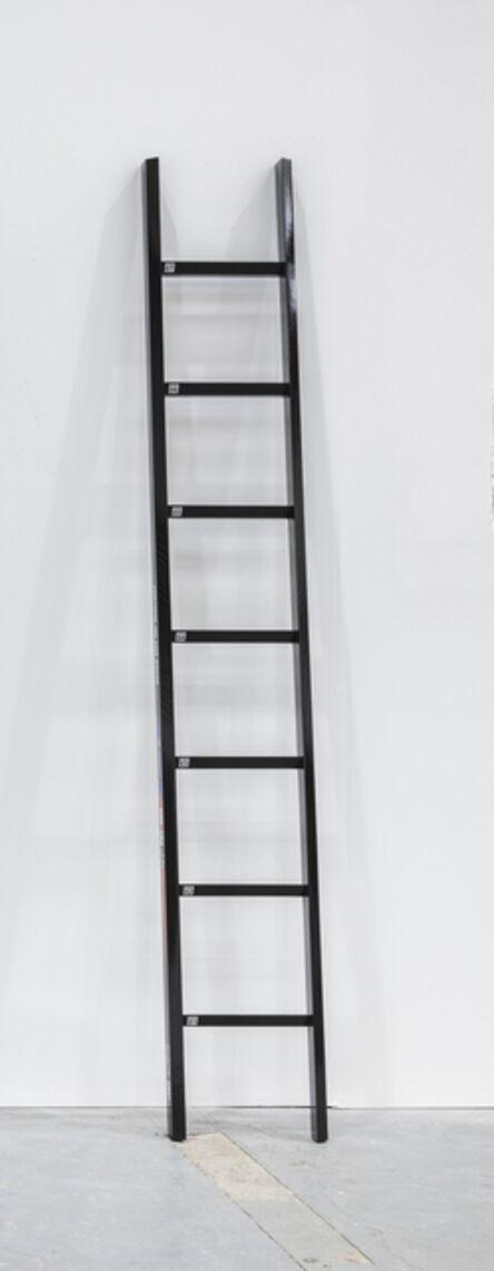 Ben Edmunds, 'Aspirational Equipment (7 Step Ladder)', 2019