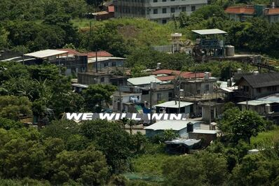Burak Delier, 'We Will Win', 2008