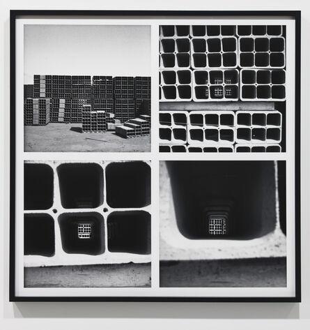 Nancy Holt, 'Concrete Visions', 1967