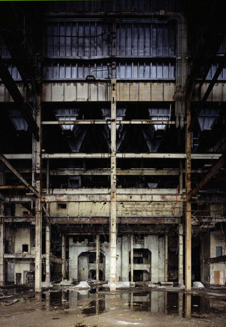 Dan Dubowitz, 'Behemoth, Toronto Hearn from Wastelands', 2011